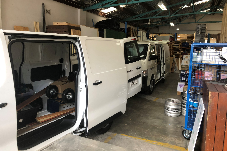 2019 Peugeot LCV Expert van 1