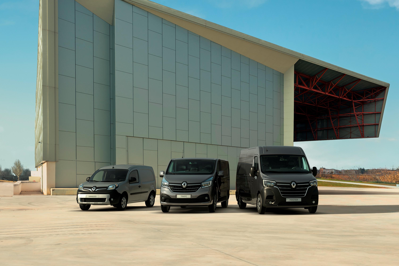 Renault LCV Family