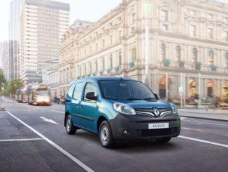 2020 Renault Kangoo udate 1