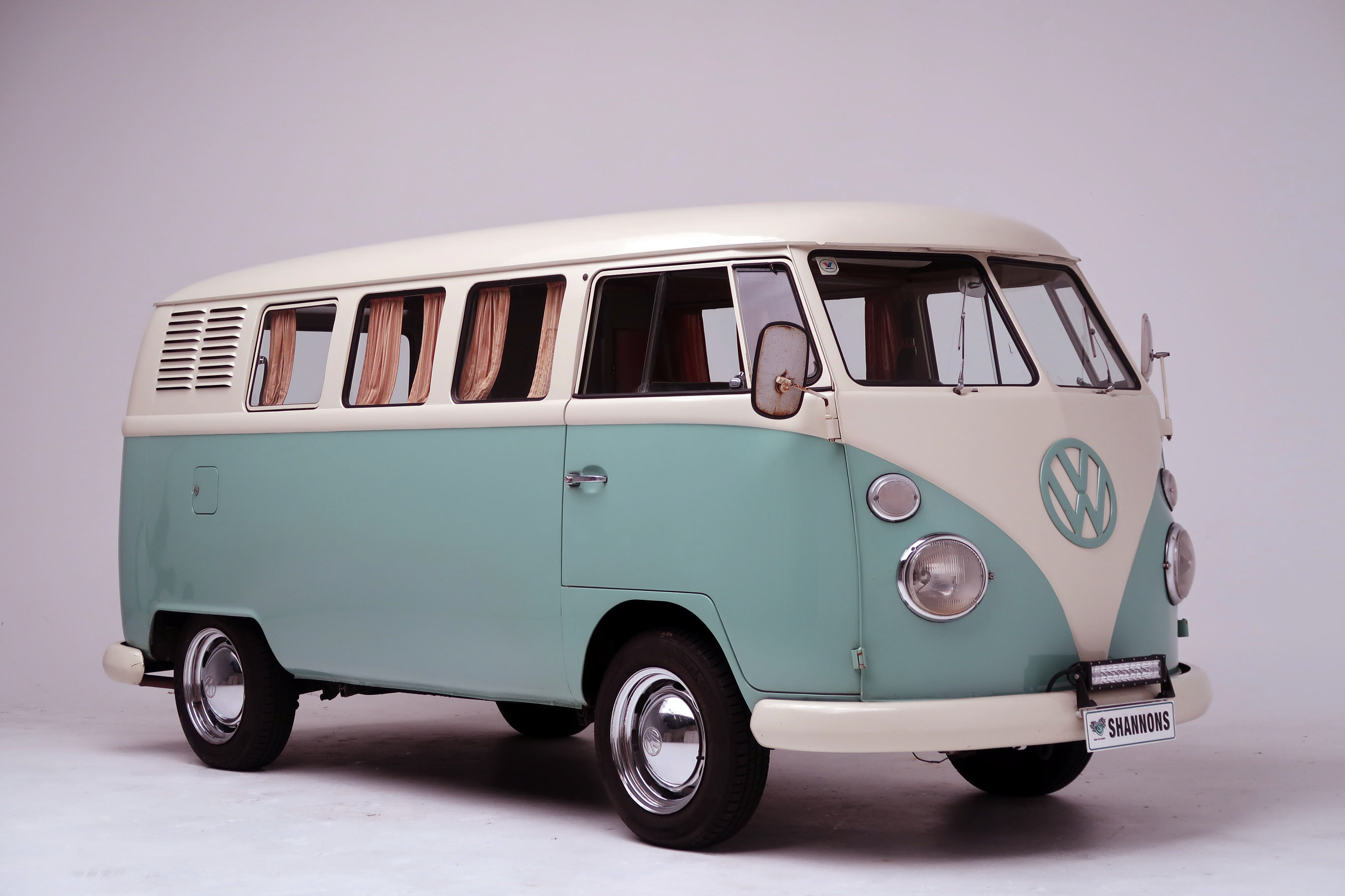 This Australian-delivered 1967 'Split Window' Kombi with a period camper conversion that is understood to have had just two owners from new, offers its new owner plenty of possibilities at its guiding range of $50,000-$60,000 at Shannons Online Auction.