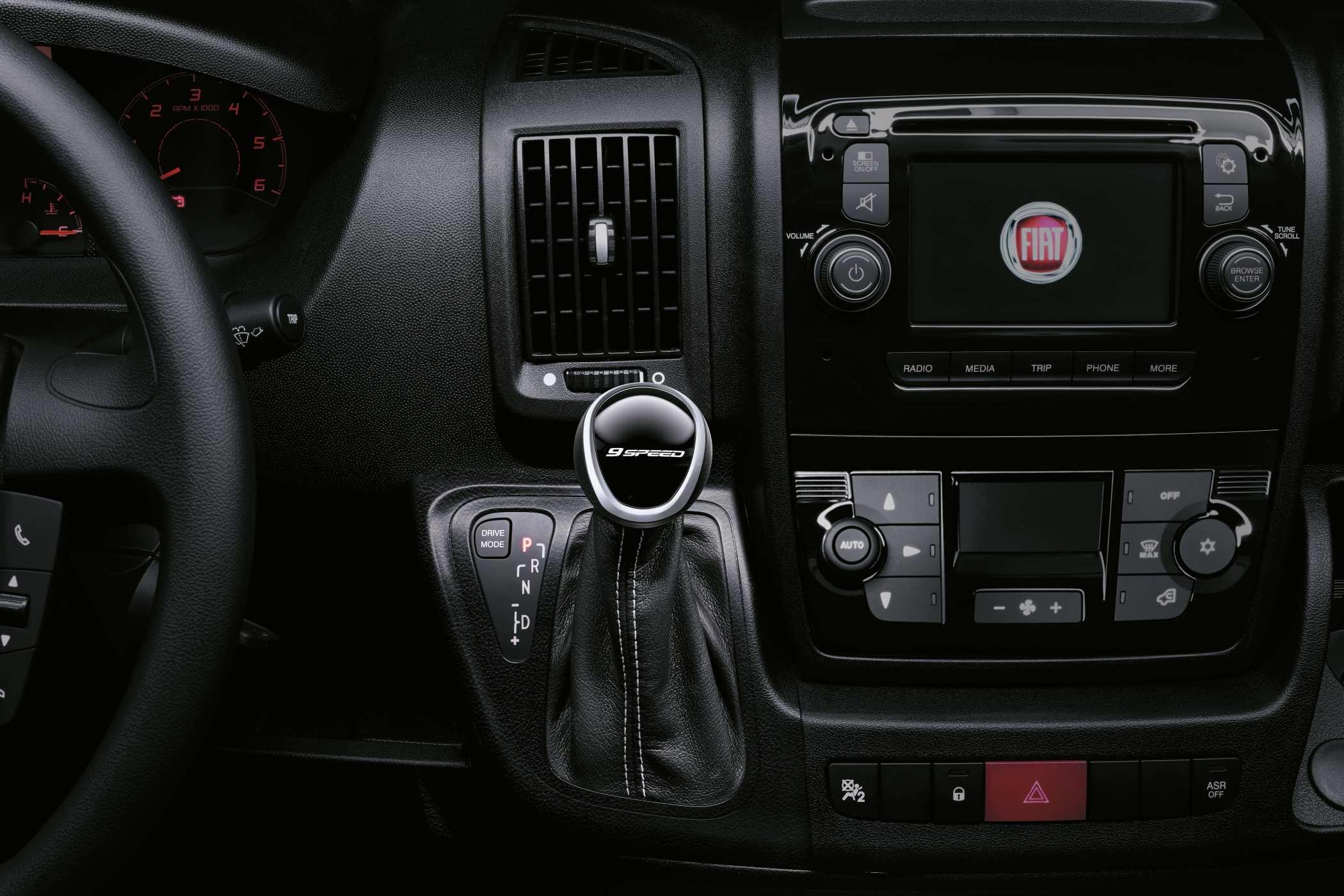 2020 Fiat Professional Ducato centre