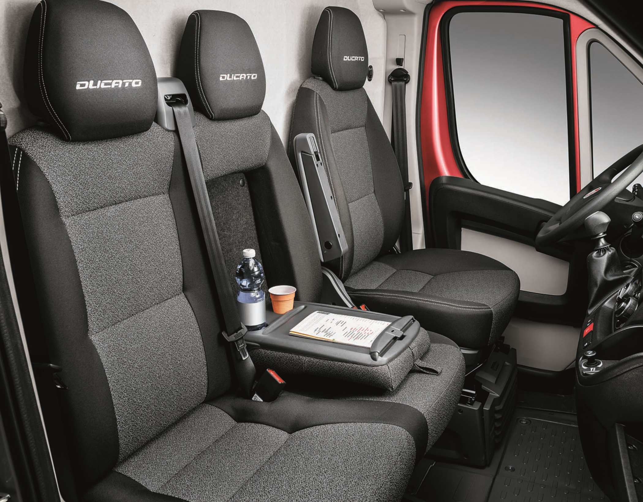 2020 Fiat Professional Ducato seats