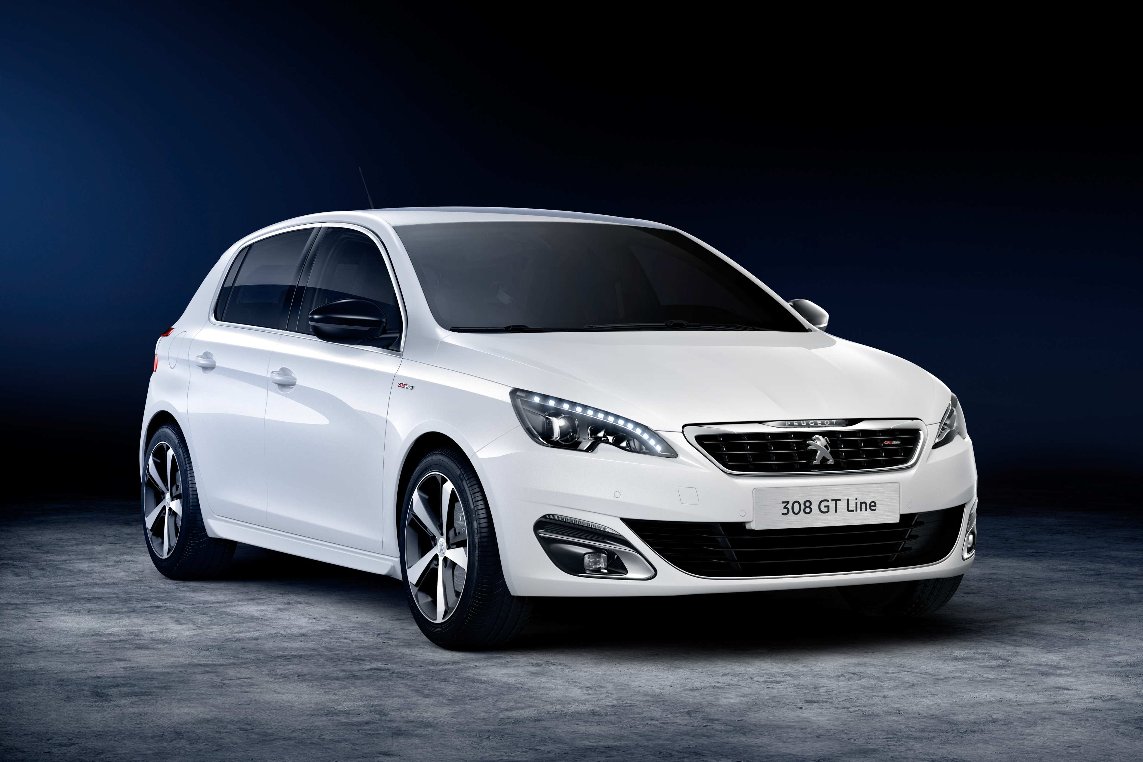 308 GT-Line leverages the visual muscle of the GT and GTi variants, while benefitting from Peugeot's highly awarded PureTech turbo-petrol drivetrain.