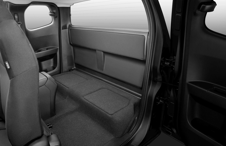 Isuzu D-MAX 21MY Space Cab Storage Closed