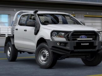 MY 2020 Ford Ranger XL 4x4 Special Edition front