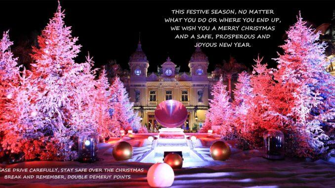 2020 Festive Season Wishes
