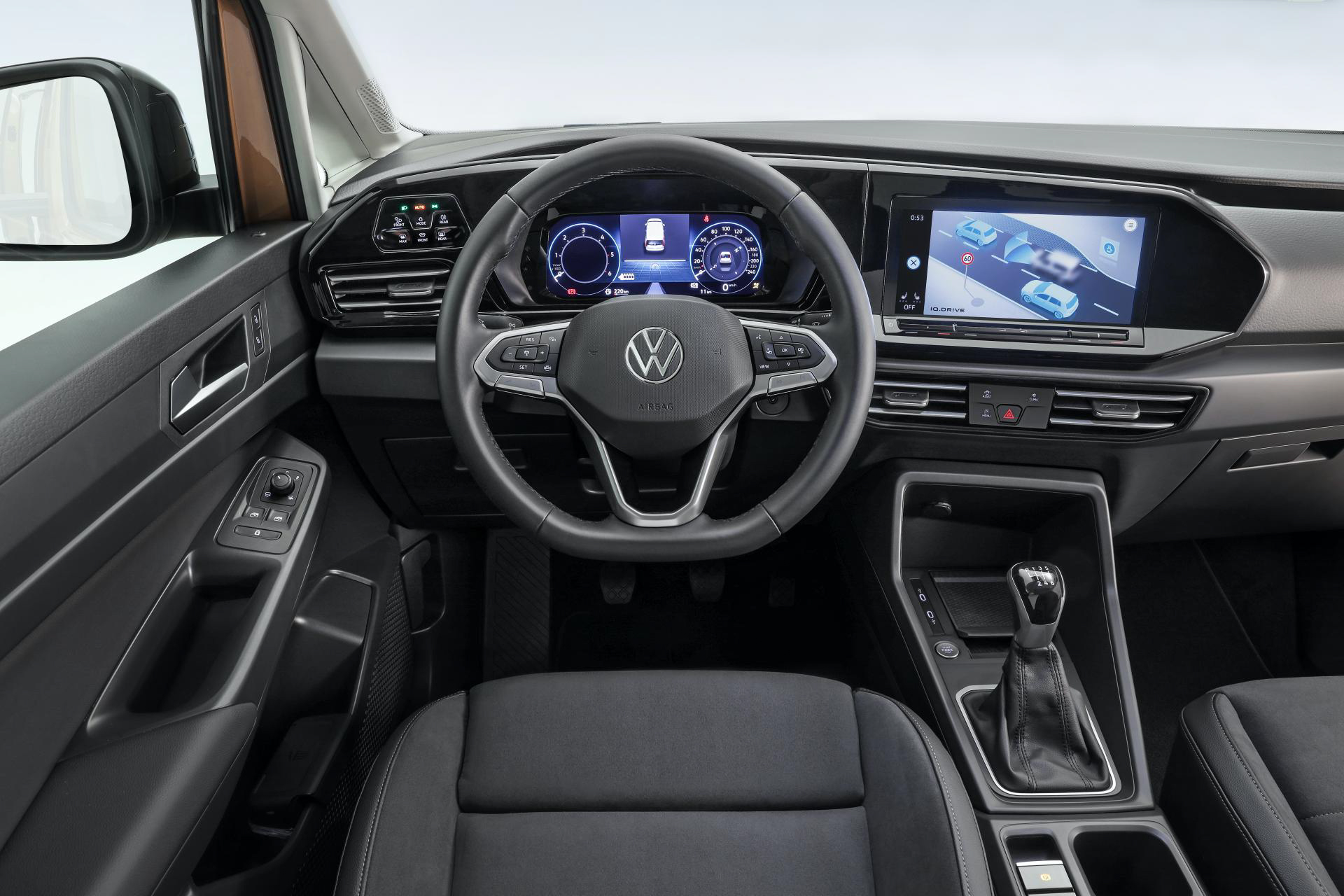 Volkswagen Caddy Life MPV.