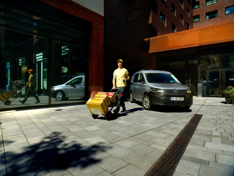 2021 Volkswagen Caddy 5.