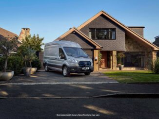 Ford E Transit Front charging 2