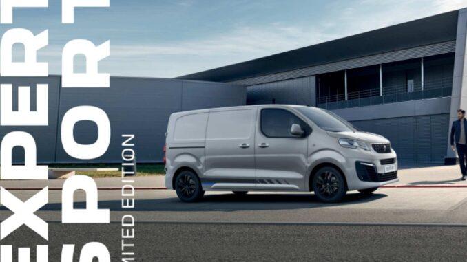 MY22 Peugeot Expert Sport Limited Edition (overseas model shown).jpg